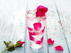 Used since the time of Cleopatra, rose water is thought to help with everything from stress to allergies.