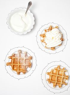 Gaufre via My Little Fabric