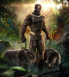 I love this Black Panther Art! By Royy Ledger Black Panther Marvel, Black Panther Art, Dark Panther, Hero Marvel, Marvel Art, Marvel Dc Comics, Marvel Avengers, Mode 3d, Black Comics