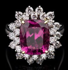 Purple Tourmaline.  I'm in love.....Richard Krementz Gemstones