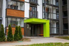 New Arched Garage Door Entrance 66 Ideas Arch Building, Building Exterior, Revit Architecture, Architecture Details, Exterior House Colors, Exterior Design, Entrance Design, Gate Design, Exterior Doors With Glass