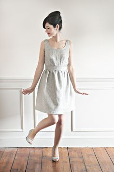 Party Grace! Be the best dressed wedding guest this summer | Grace Dress class // Sew Over It