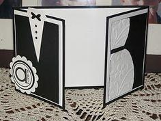 Wedding Card by Rhonda