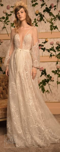 3490343a546 Dana Harel Wedding Dress Collection 2018 - Day Dream