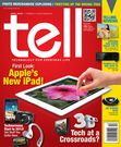 FREE digital download of Tell magazine. Check it out.