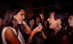 kendall and kris! kendalls 16th