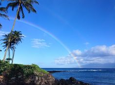 How many rainbows can you see?  #sundayfunday #rainbowstate #hpsmaui