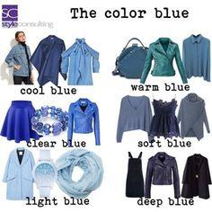 Designer Clothes, Shoes & Bags for Women Deep Autumn Color Palette, Soft Summer Color Palette, Deep Winter Colors, Summer Colors, Cool Winter, Estilo Hippy, Seasonal Color Analysis, Kind Of Blue, Rocker
