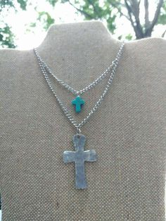 Check out this item in my Etsy shop https://www.etsy.com/listing/533236087/cross-necklace-religious-jewelry
