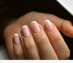 130 ideas for french nails - today pin - 130 ideas for french nails – – . - 130 ideas for french nails – today pin – 130 ideas for french nails – – … 130 ideas for french nails – today pin – 130 ideas for french nails – – – Manicure Gel, French Tip Manicure, Gel Nails French, French Manicure With Glitter, Short French Tip Nails, Nails Today, My Nails, Curly Girls, Nail Polish