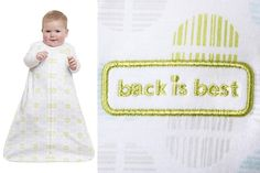 HALO® Fleece & Cotton SleepSack® in many colors and prints are up to 57% off today!