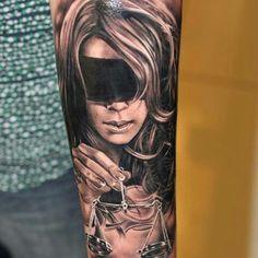 Sweet Tattoos, Black Ink Tattoos, Face Tattoos, Boy Tattoos, Black And Grey Tattoos, Tattoos For Guys, Tattoos For Women, Tatoos, Libra Tattoo
