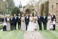 Sassi Holford for Classic Wedding at Rudding Park. Image by Laura Calderwood Photography. Read more: http://bridesupnorth.com/2016/04/11/understated-glamour-sassi-holford-for-classic-wedding-at-rudding-park-michaela-ben/