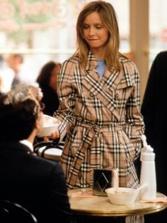 Calista Flockhart as Ally McBeal in Ally McBeal