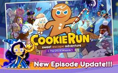 Download LINE Cookie Run gratis for android