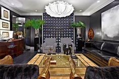 Preto na decoração é tendência - veja ambientes maravilhosos + dicas…