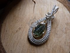 my first moldavite /gift/ Gemstone Rings, Gemstones, Handmade, Gifts, Jewelry, Fashion, Moda, Hand Made, Presents