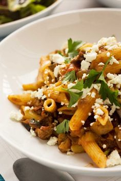 Moussaka penne (30 minute meal)