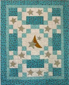 """Sweet Dreams"" from Cottage Quilt Designs pattern available"