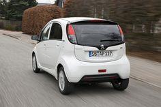 Bilder Peugeot iOn: Preisansage - Bilder - autobild.de