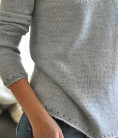 Heavenly Crochet , Heavenly Heavenly Knitting pattern by ANKESTRiCK Stricken. Sweater Knitting Patterns, Arm Knitting, Knit Patterns, Simple Knitting Patterns, Knitting Wool, Knitting Designs, Knitting Stitches, Diy Pullover, Pull Bebe