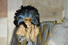 Carnevale Di Venezia - 2014 #01 von Wilfried Jurkowski