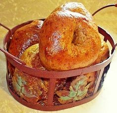 LOW CARB BAGELS:  and low carb bread.{Pumpkin Spice Bagels}  #lowcarbbagels Sweets Recipes, Cooking Recipes, What's Cooking, Bread Recipes, Low Carb Bagels, Low Carb Bread, Pumpkin Recipes, Fall Recipes, Best Homemade Bread Recipe