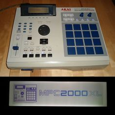 Now. if the LCD display have some lines that means the display is going out and eventually will have enough lines/dead pixels to do not allow you read or see what are you doing! This is a used unit and being almost 20 years old (the Akai MPC2000XL was released in 1999!). | eBay!