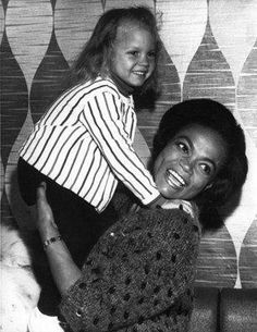 ‪#‎TBT‬ ‪#‎EarthaKitt and daughter Kitt Shapiro.‬ So much love! ‪#‎MothersAndDaughters‬ ‪#‎Remember‬ ‪#‎Treasure‬ ‪#‎Love