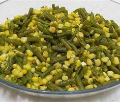 طريقة تحضير أشهى أنواع السلطات السورية Food Vegetables Green Beans