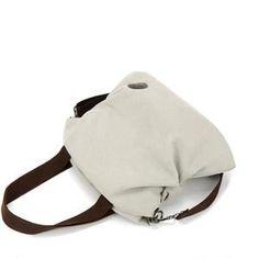 Outdoor Travel Waterproof Nylon Casual Multi Pockets Backpack - modvivi - Monica R. Travel Cosmetic Bags, Travel Bag, Anti Theft Backpack, Canvas Handbags, Crossbody Wallet, Casual Bags, Large Bags, School Bags, Cross Body Handbags