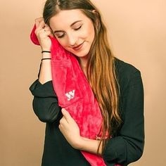 This snuggly hot water bottle that wraps around you. | 16 Warming Products For People Who Are Always Cold