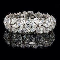 pulsera de diamantes