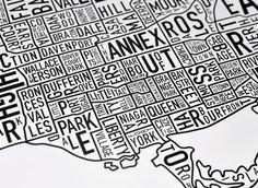 Toronto as a city of neighborhoods. No citation.