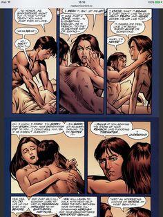 Kingdom Come Mar'i Grayson and Damian Wayne
