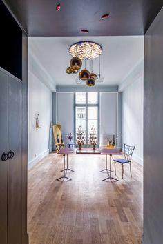 Kierszbaum Intérieurs-Architecte d'intérieur - Décorateur-Vertiges du Palais Royal-Arts de la Table - photo 11