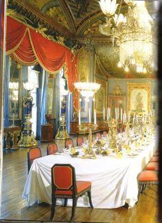 The Banqueting Room at Brighton Pavilion