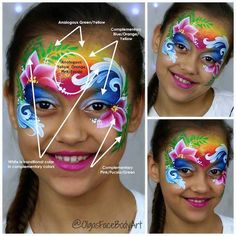 Have you ever wondered why even some very simple designs look vibrant and eye-catching? I bet you did! I will tell you the secret — the keys are the focal points theory and the colour balance. In this lesson we will speak about how a balanced and eye-catching design is built, taking my video-tutorial of the Tropical Princess aka Moana design as an example... ⚡ Continue reading ➡