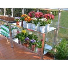 The Palram Steel Work Bench is a heavy duty, durable rust resistant galvanized steel work station; it designed to holds heavy weights up to Glass Green House, Traditional Greenhouses, Bjs Wholesale, Mini Greenhouse, Tool Sheds, Backyard, Patio, Old Barns, Working Area