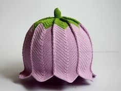 Mütze selber häkeln - Glocken-Motiv-DIY ★