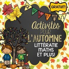 This FREEBIE includes 4 FALL THEMED activities. This freebie is a sampler of a larger product which includes 12 activities and 36 vocabulary cards to create a Fall word wall.