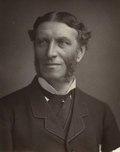 Matthew Arnold -  a British poet and cultural critic who worked as an inspector of schools