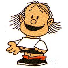 Guille - Mafalda - Quino