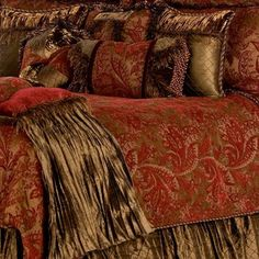 Luxury Bedding Luxury Old World Bedding Sets