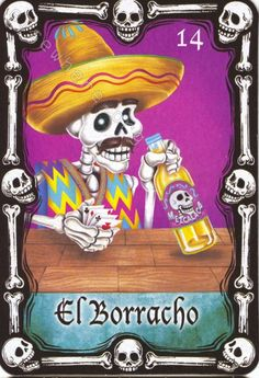 14 - El Borracho