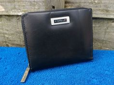 Fiorelli Black Small Leather Purse Money Coin Credit Card Key Ring ID Holder in Clothes, Shoes & Accessories, Women's Accessories, Purses & Wallets   eBay