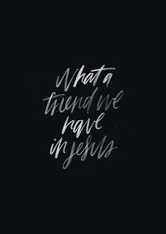 He loves. He forgives. He restores.