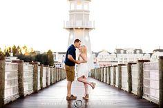 Disney Boardwalk Engagement, Disney Yacht & Beach Club Resort