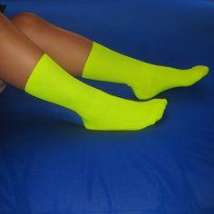 fluro socks