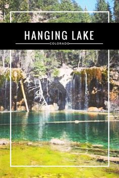 Hanging Lake in Colorado is always in the top 5 for things to do in Colorado. It should be on your bucket list for sure!